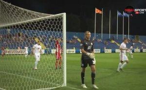 Футболна мъка застла Подгорица, но ЦСКА е напред за Лига Европа