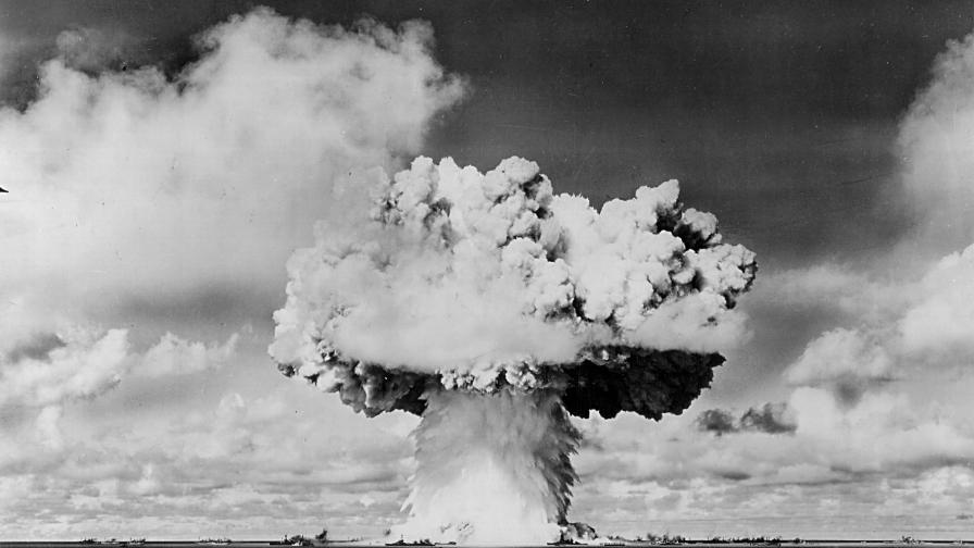 60г. по-късно ядрените бомби на САЩ все още замърсяват Тихия океан