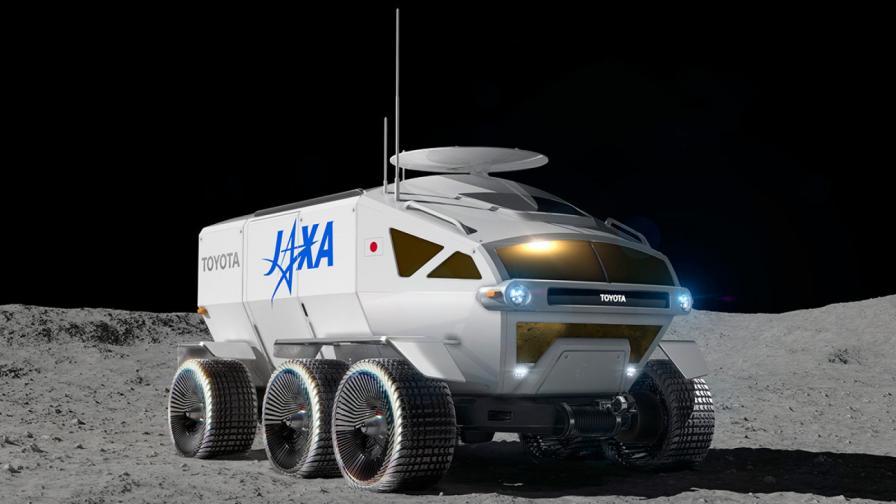Toyota изстрелва луноход в космоса през 2029 година