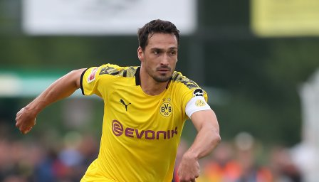 Борусия Дортмунд сключи крупен спонсорски договор