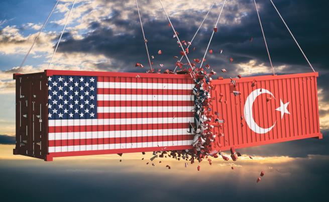 САЩ окончателно отряза Турция за F-35