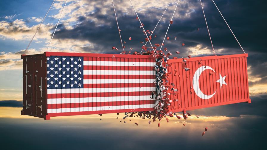 <p>САЩ окончателно отряза Турция за F-35</p>