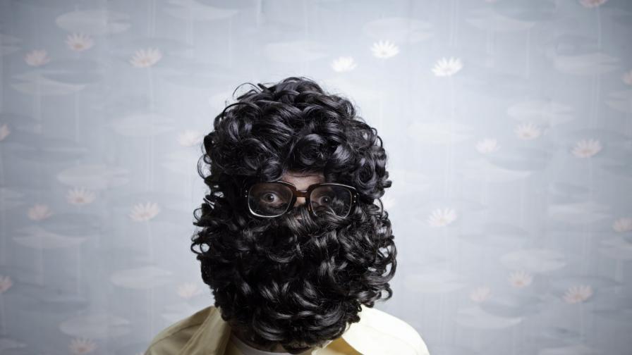 <p>Как изглежда мъж, който <strong>не е подстригвал косата си</strong> от 40 години</p>