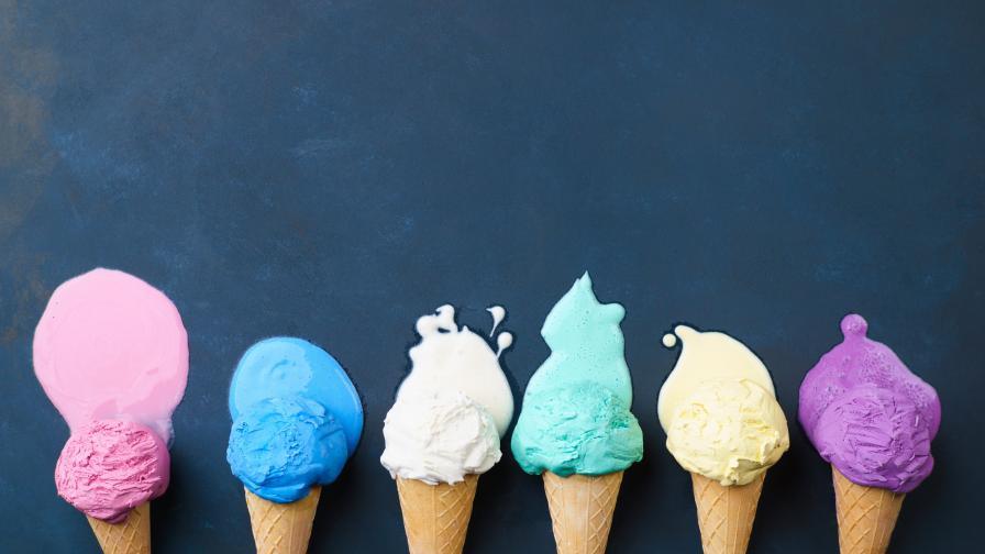 Откриха ешерихия коли в насипния сладолед
