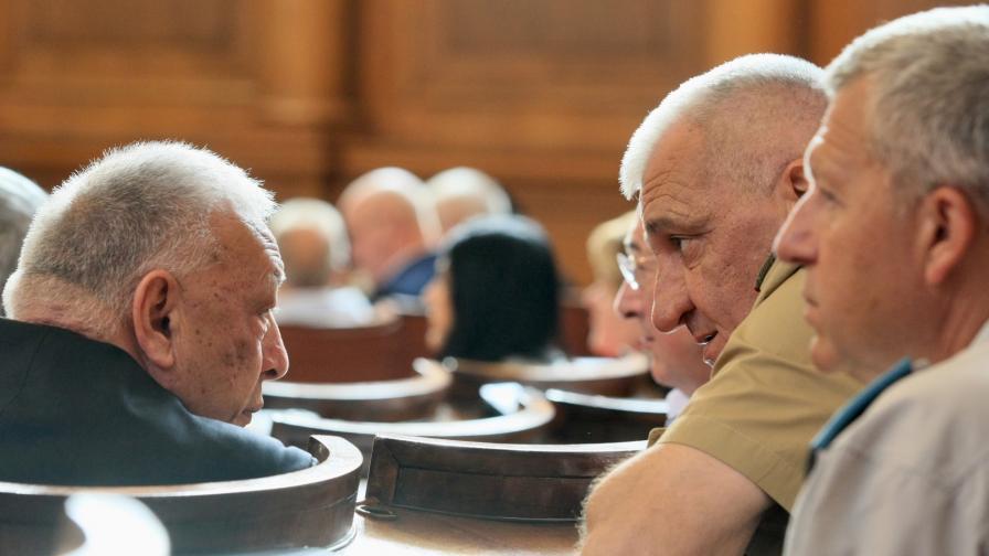 <p>Депутати поискаха Радев и Борисов да дойдат в НС</p>