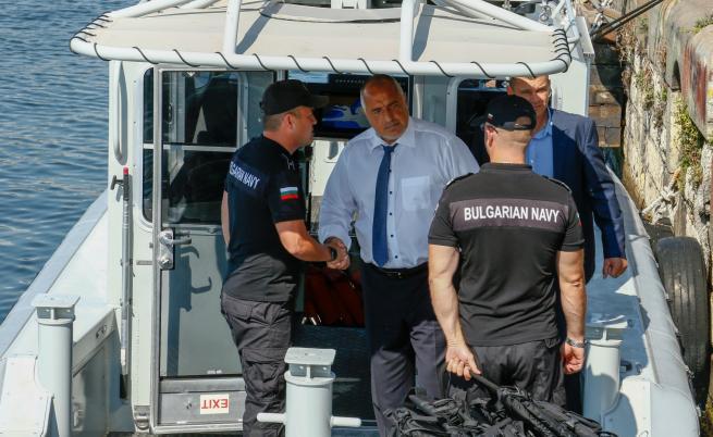 Бойко Борисов на Бриз 2019