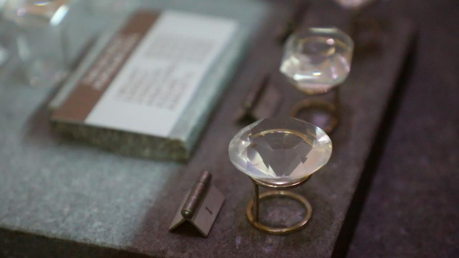 Кулинан - най-големият диамант в света (снимки)
