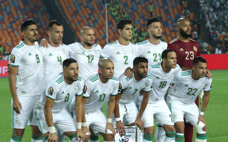 Шампионът на Африка Алжир ще започне участието си в квалификациите