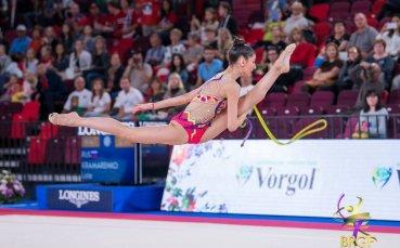 Гимнастичките ни с един финал на световното за девойки, засега