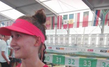 Българка триумфира със световна титла в модерния петобой