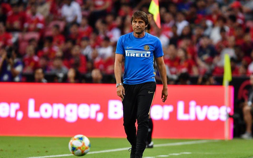Наставникът на Интер Антонио Конте предупреди, че отборът му трябва