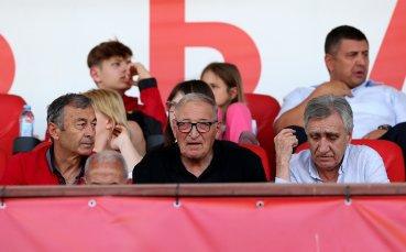 ЦСКА с официална позиция и опит да тушира напрежението на