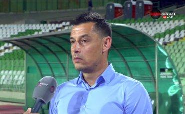 Томаш: За Бербатов това са спекулации, сега е моментът да сме още по-сплотени