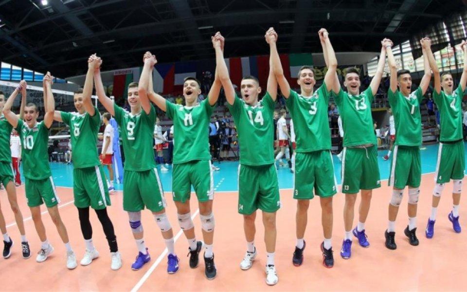 България ще се изправи срещу Италия, Турция, Белгия, Словакия и