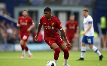 Звезда на Дортмунд предрече голямо бъдеще за талант на Ливърпул