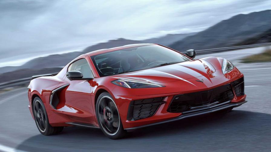 Всички подробности за Chevrolet Corvette Stingray