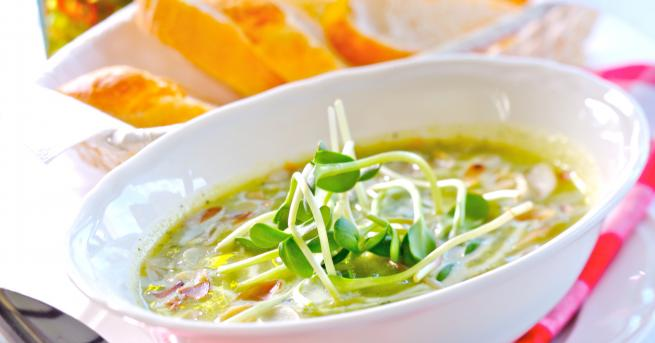 С падането на дрехите се увеличава търсенето на вкусни супи,