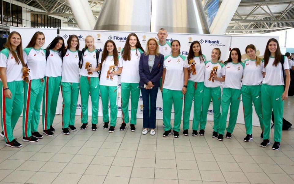 Волейболистките U18 стартираха със загуба в Баку