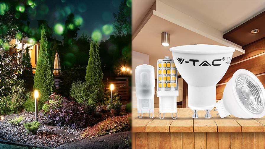 Създай уют с V-TAC