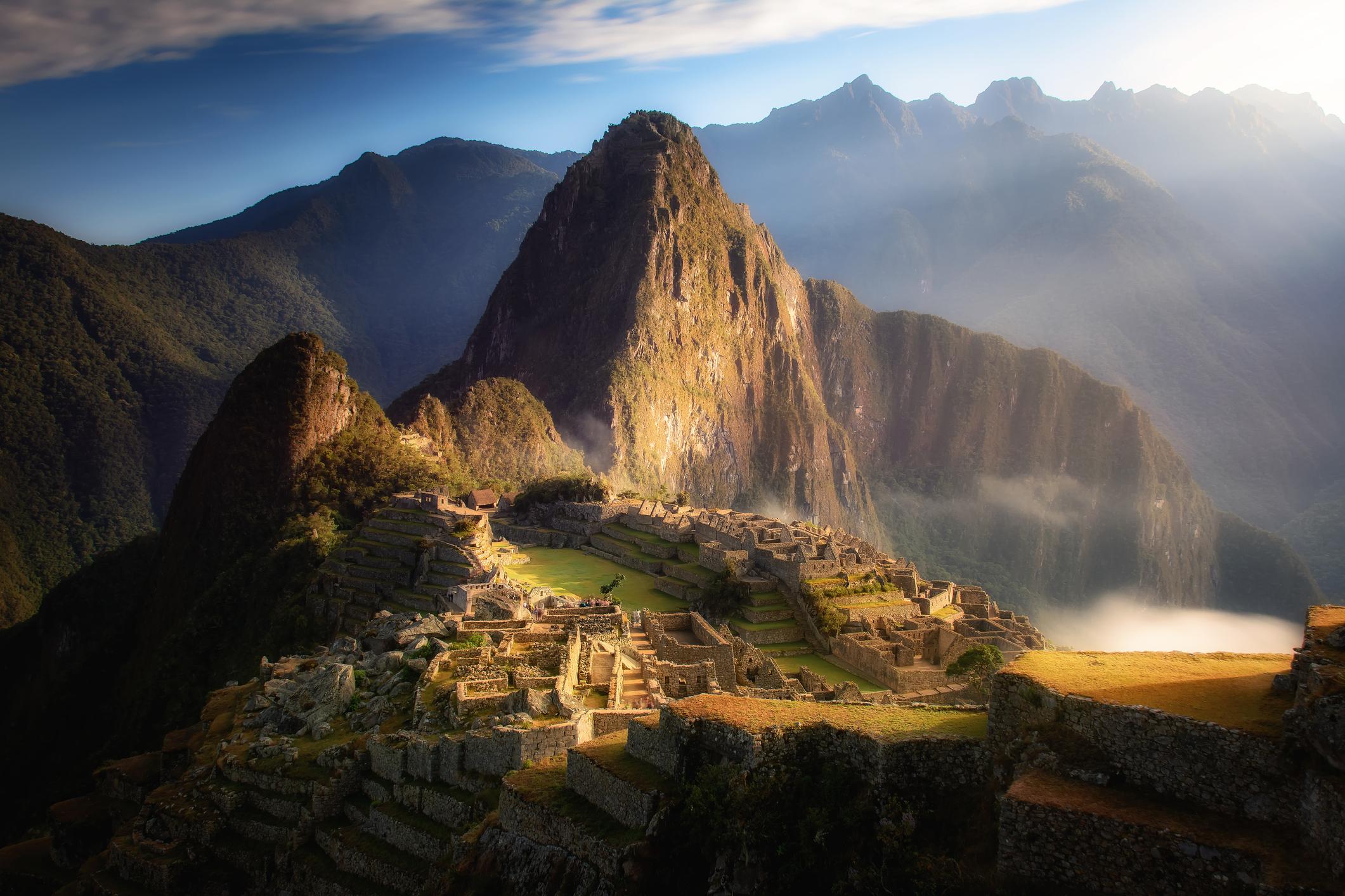 <p>Мачу Пикчу, Перу.</p>