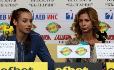 Весела Димитрова е уверена: Съчетанията са за олимпийско злато