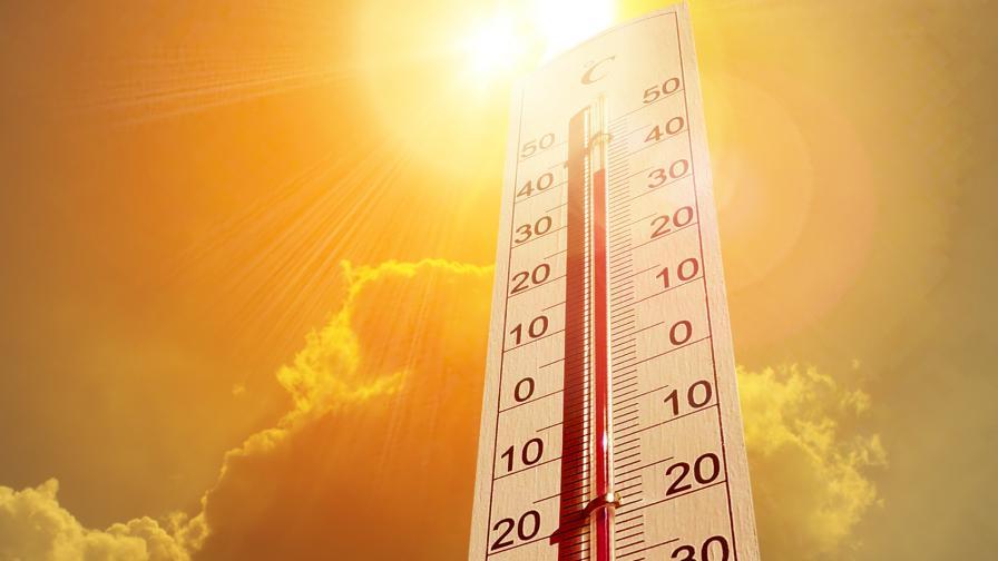 <p>Ще бъде ли 2020 г. най-топлата година досега</p>
