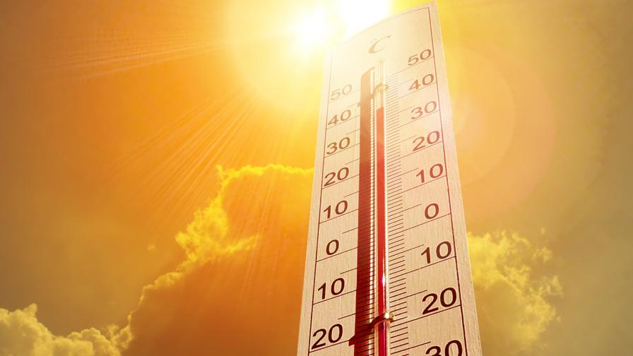 <p>Втора гореща вълна залива Западна Европа</p>