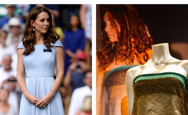 Дръзката рокля на Кейт, която привлече принц Уилям (СНИМКИ)