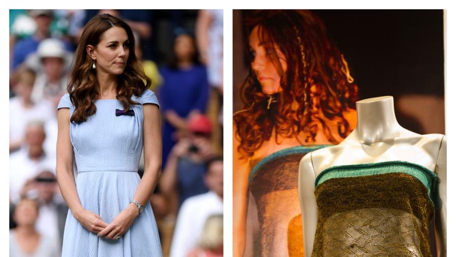 <p><strong>Разголената рокля на Кейт</strong>, която привлече принц Уилям (СНИМКИ)</p>