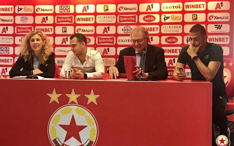 """Стадион """"Българска армия"""" отговаря на всички изисквания на УЕФА за"""