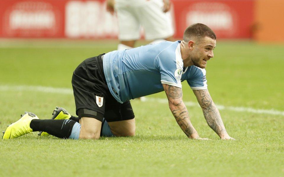Снимка: Уругвайски национал ще става съотборник на Десподов