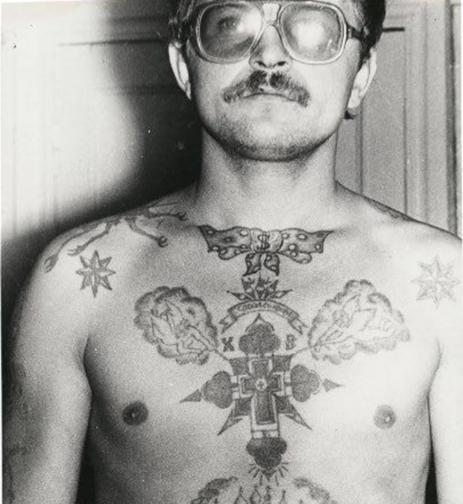 руски татуировки