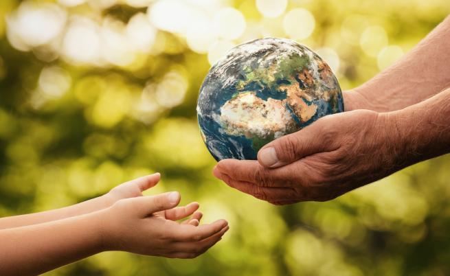 Имаме 18 месеца да спасим планетата
