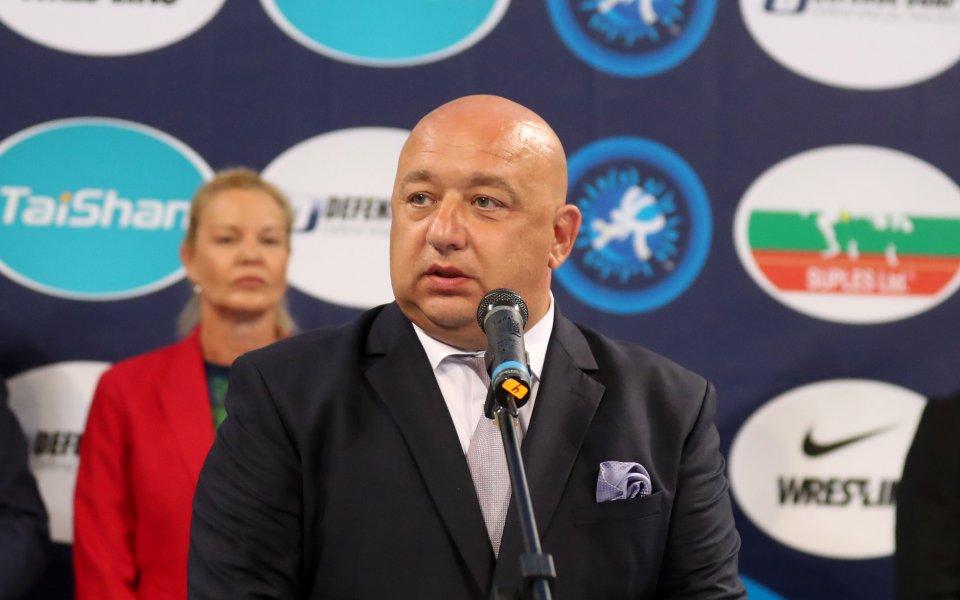 Кралев: Ще коментираме след разследването за загиналия боксьор