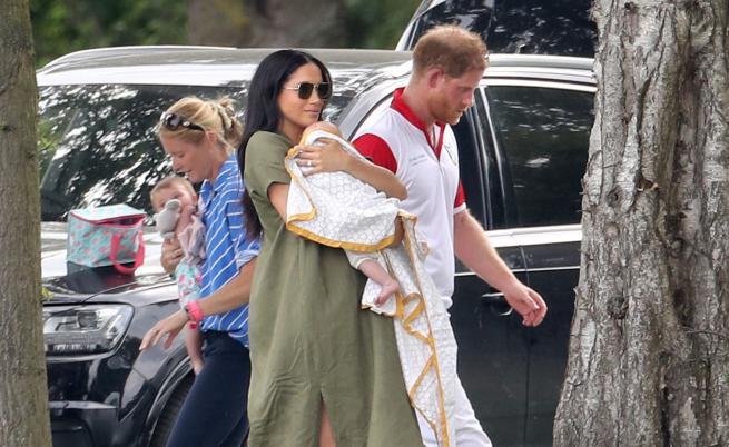 Принц Хари сподели дали иска още деца от Меган