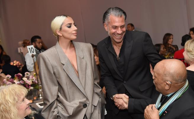 Лейди Гага и Кристиан Карино