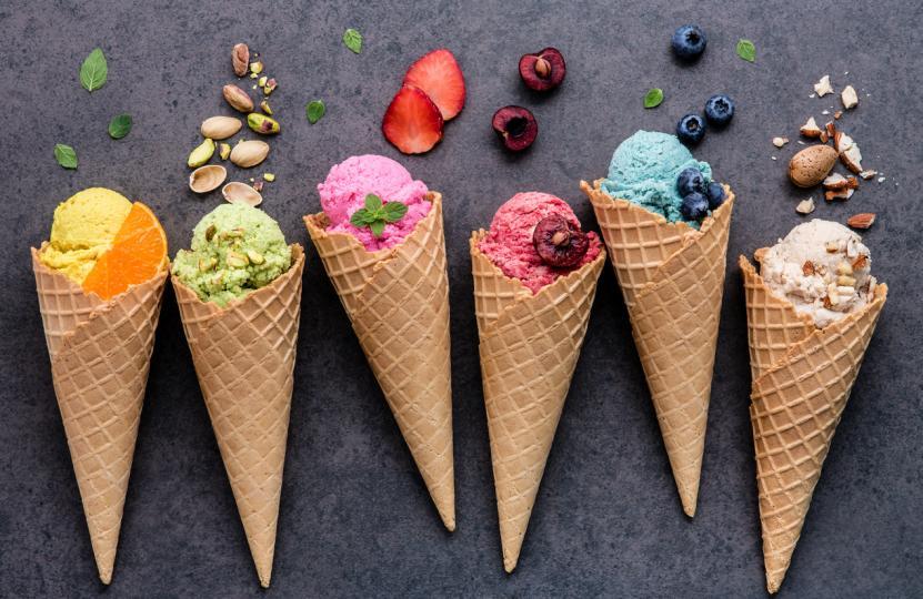 <p><strong>Сладолед</strong></p>  <p>Любимият на всички нас сладолед също може да бъде източник на кофеин.</p>