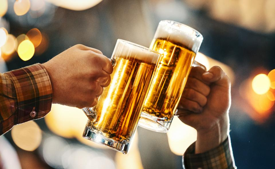 бира наздраве