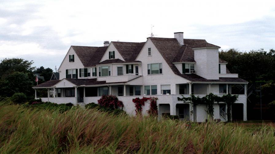 Имение на семейство Кенеди в Хаянис, Масачузетс, САЩ