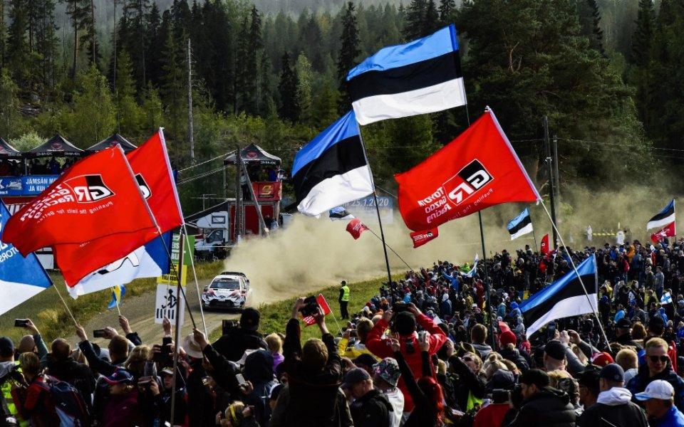 От Танак спечели рали Финландия