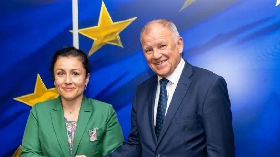 ЕК ни дава 14 млн. евро за справяне с чумата