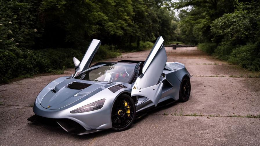 Словения направи електрически конкурент на Bugatti