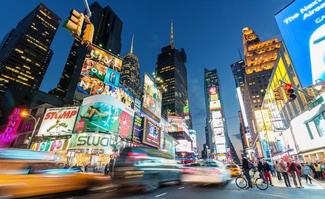 Объркване създаде паника в Ню Йорк, хората започнаха да бягат