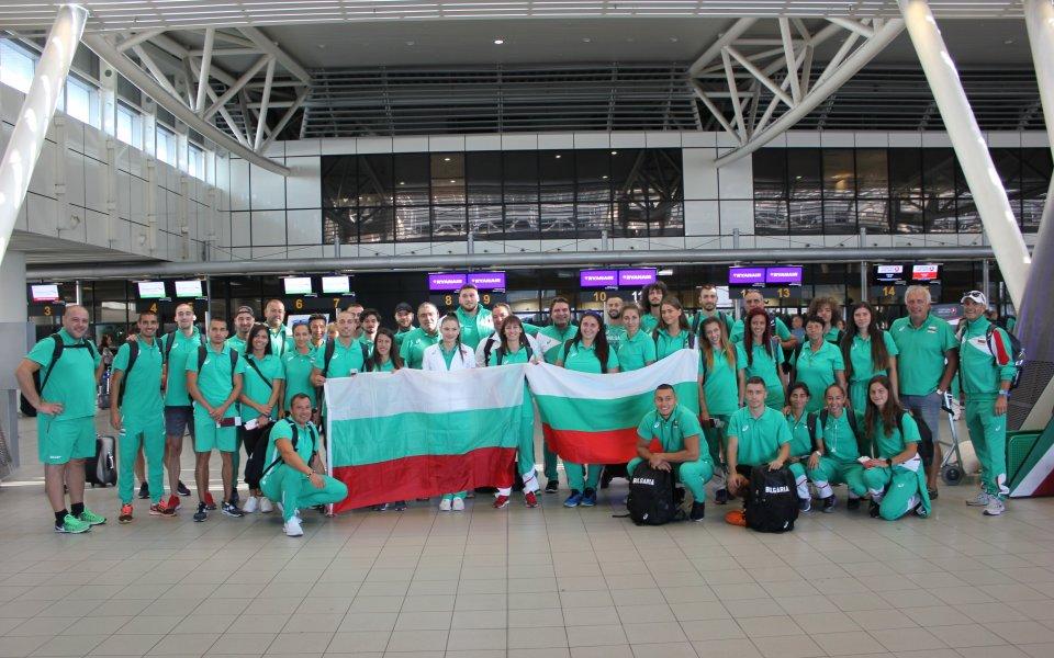 Националният тим на България по лека атлетика (мъже и жени)