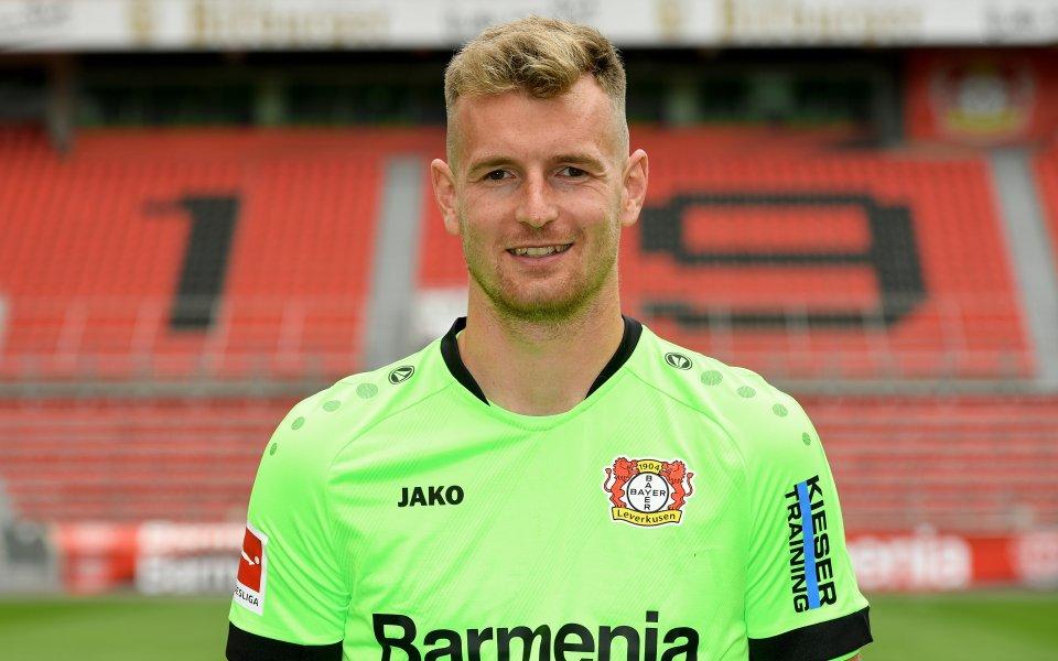 Леверкузен без титулярния си вратар за Купата на Германия