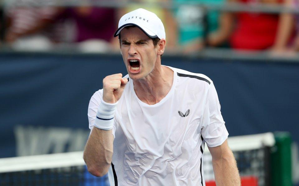 Бившият номер 1 в тениса при мъжете Анди Мъри потвърди