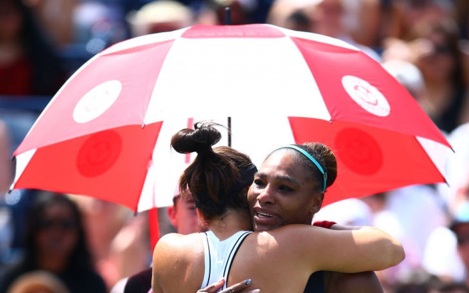 Серина посочи своята любимка сред младите тенисистки