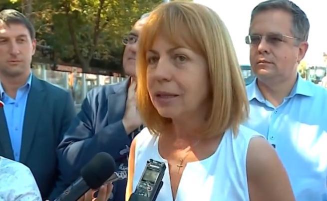 Фандъкова: Ако се кандидатирам, ще имам нов екип