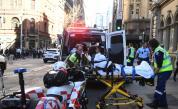 """Крещящ """"Аллах Акбар"""" напада с нож жени в Сидни"""