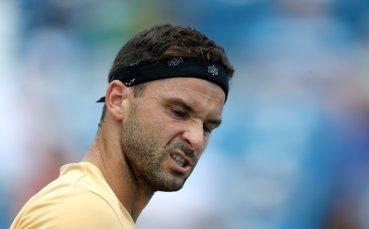Григор Димитров стартира на US Open